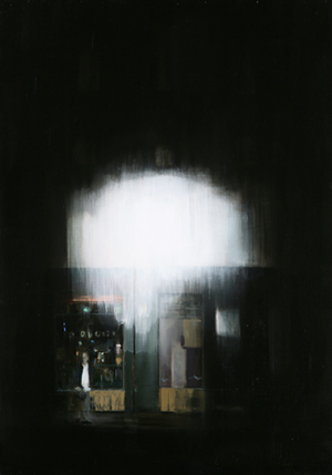 Brett Amory Artwork : Waiting #83