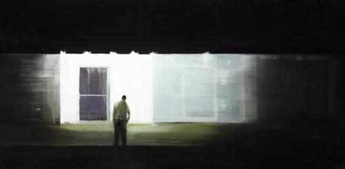 Brett Amory Artwork : Waiting #84