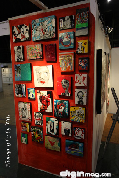 Tinca Art | Carly Ivan Garcia | Fountain Art Fair New York 2012