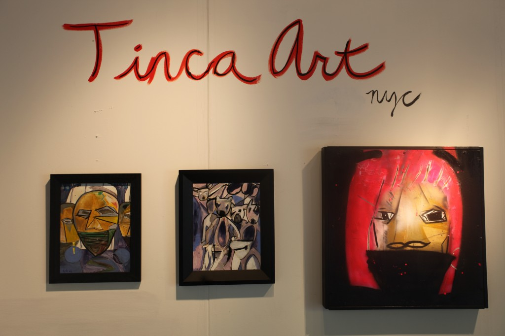 Tinca Art | Fountain Miami | Carly Ivan Garcia Art