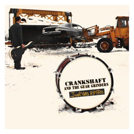 Crankshaft LP Cover
