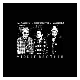 MIddle Brother LP Cover