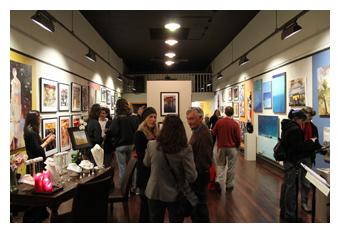 Room Interior Art Gallery : Art Walk : January 14, 2011