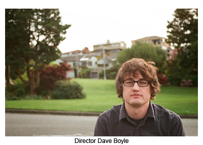 Director Dave Boyle