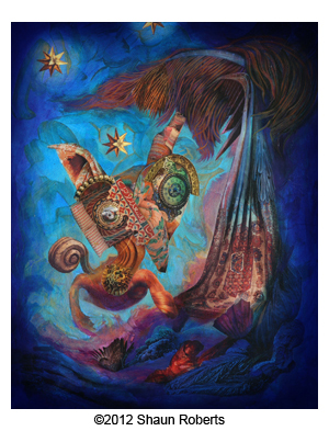 David Ball Art Harum Scarum 111 Minna