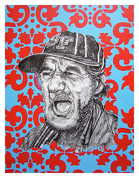 Hugh Leeman Artwork : Kenny Edition