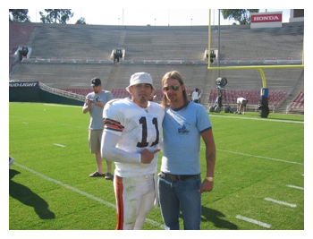 Jon Nielsen and Kid Rock