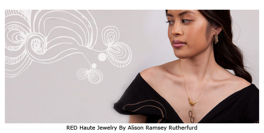 RED Haute Jewelry By Alison Ramsey Rutherfurd