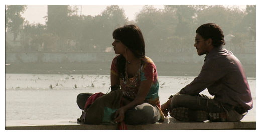 PATANG | Bobby and Priya at the lake