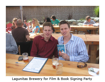 The Miller Brothers at Lagunitas Film &amp; Book Signing Party