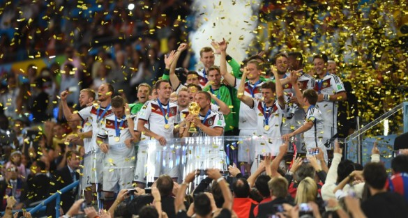 Germany Wins 2014 FIFA WORLD CUP BRAZIL/Final GER vs ARG