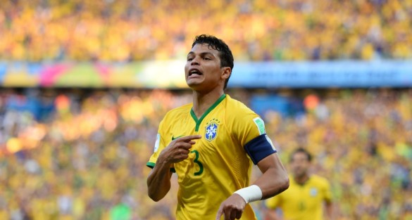 2014 FIFA World Cup Brazil Quarter Final: BRA 2 - COL 1