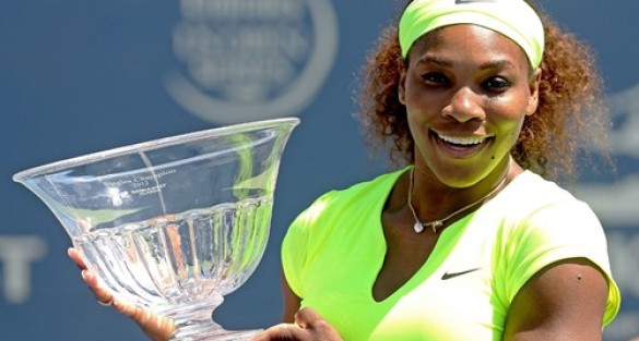 2014 #BOTWClassic: World #1 Serena Williams to Play Wed.