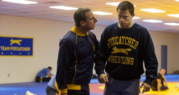 Miller's FOXCATCHER is a Hypnotic and Complicated Drama
