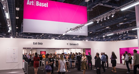 Art Basel in Miami Beach 2014 Overview