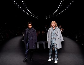 Zoolander 2 Walks Valentino Show At Paris Fashion Week
