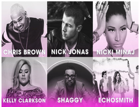 iHeartRadio Summer Pool Party at Caesars Palace Las Vegas