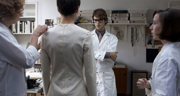 SFIFF58 Review: French Fashion Biopic SAINT LAURENT