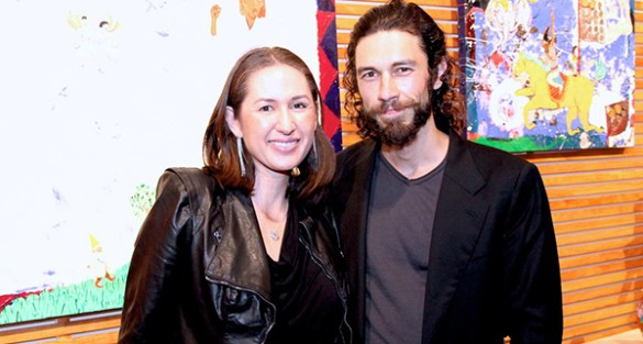 Tom Franco Birthday Party Art Show
