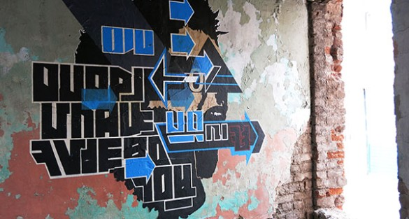 Street Art: D Young V Istanbul Interview