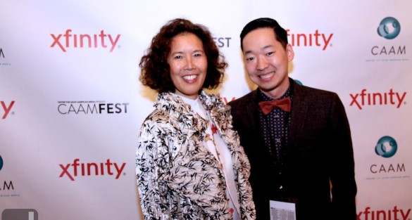 CAAMFest Opening Night: TYRUS & Red Carpet Interviews