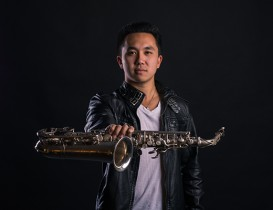 Q&A with Ariana Grande Saxophonist Justin Klunk