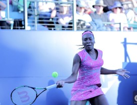 BOTW Classic: Venus Williams Victoriously Slides into QF