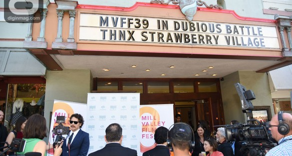 MVFF39: James Franco 'In Dubious Battle' Interview