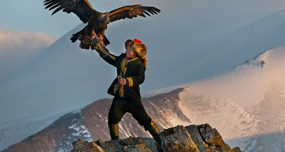 Interview: THE EAGLE HUNTRESS director Otto Bell [VIDEO]