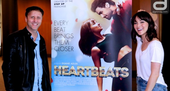 Interview: Dir. Duane Adler on the making of HEARTBEATS
