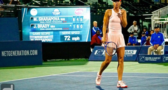 BOTW Classic: Maria Sharapova, Garbine Muguruza & more