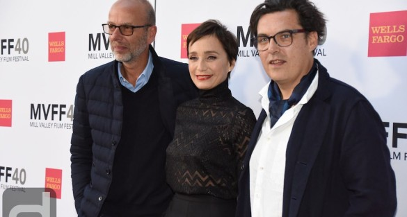 MVFF40: DARKEST HOUR's Joe Wright & Kristin Scott Thomas