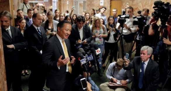 Public Defender, Director Jeff Adachi's THE RIDE [VIDEO]