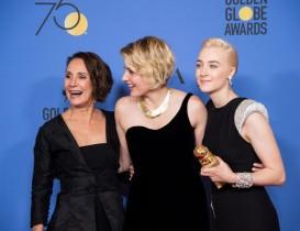 Winners of 75th Golden Globes: Lady Bird, James Franco