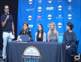 2018 Mubadala Silicon Valley Classic Line-Up Announced
