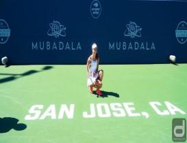 M. Buzarnescu Wins 2018 Mubadala Silicon Valley Classic