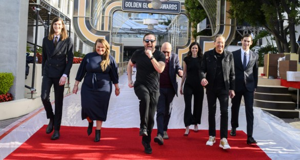 The 77th Golden Globes & Awards Season are in Full Swing