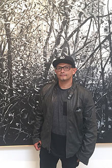 Artist/Curator/Correspondent Carly Ivan Garcia