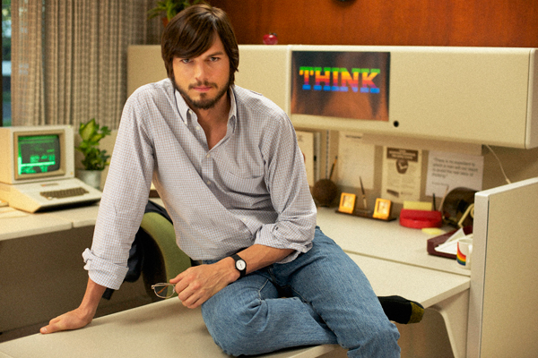 jOBS | Ashton Kutcher | Photo by Glen Wilson