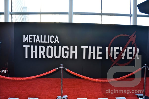 U.S. Premiere of Metallica: Through the Never | Red Carpet | Photo Credit: Jonathan Scott Shensa