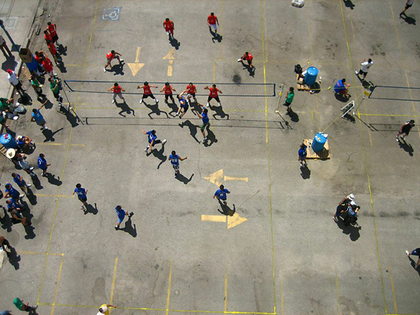 """9-Man"" Fastball | Photo credit: Ursula Liang"