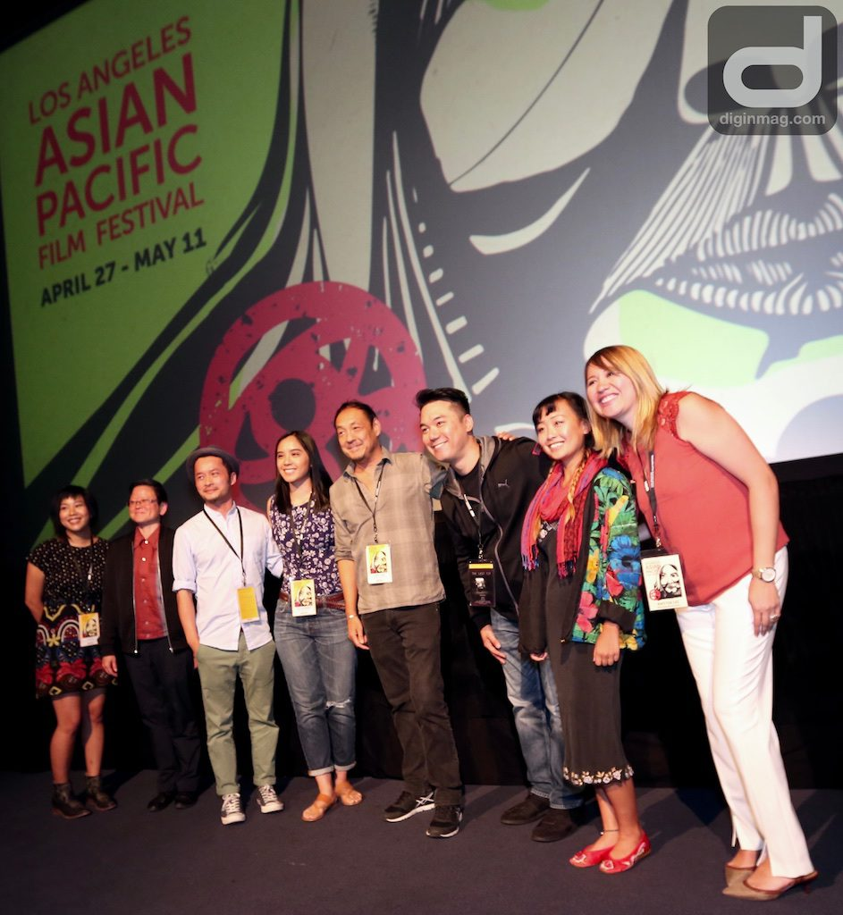 Forever, Chinatown screening at the 2017 Los Angeles Asian Pacific Film Festival